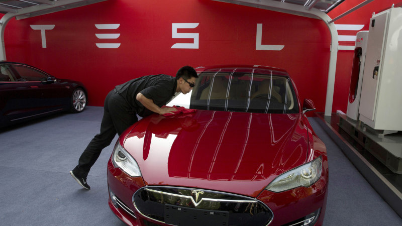 Tesla employee satisfaction ratings slip amid cost-cutting, layoffs