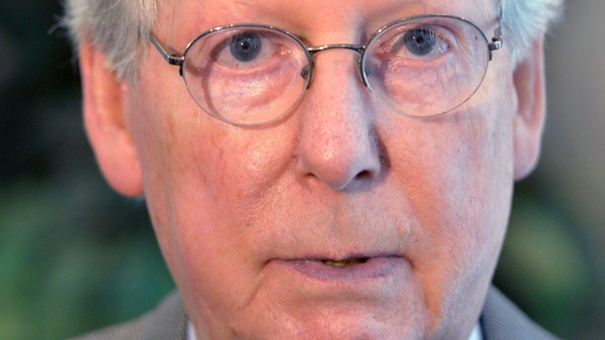 Mitch McConnell Called Out for Blocking Vote on Net Neutrality Rules Republicans Actually Like