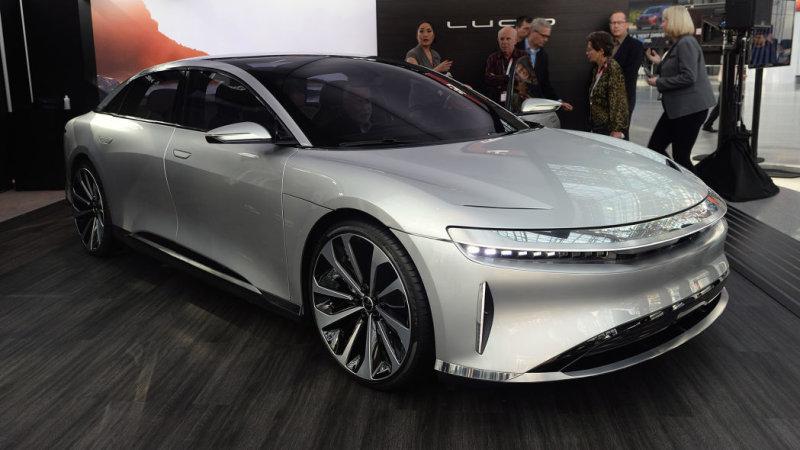 Tesla's former head of production turns up at Lucid Motors