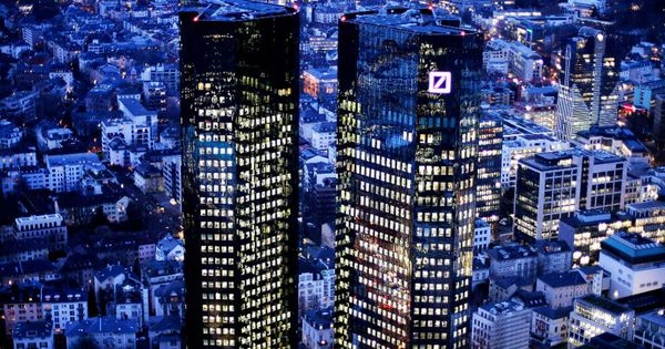 Deutsche Bank's Dreams Of Global Domination Are Shattered — 18,000 People Will Be Laid Off