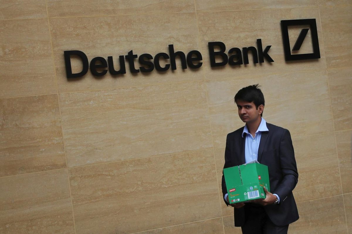 How Deutsche Bank's 18,000 job cuts stack up to other mass layoffs