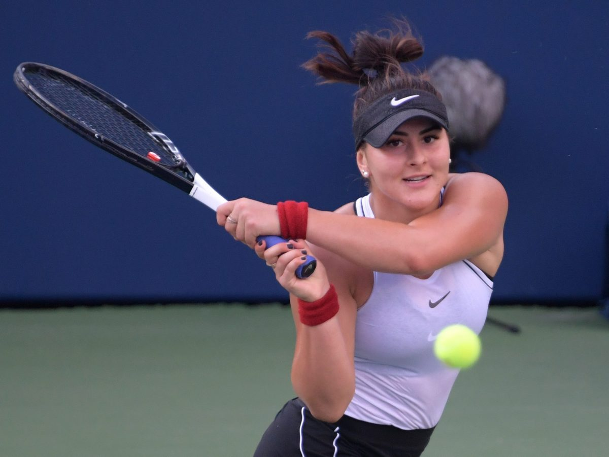 ROGERS CUP: Bianca Andreescu wins thriller to advance to third round – Toronto Sun