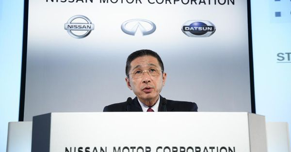 Nissan Cutting Up To 10,000 Jobs As First-Quarter Profits Tumble 90%