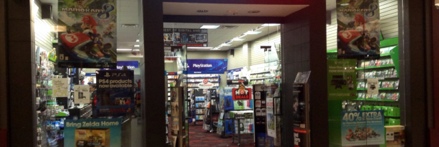 GameStop lays of 120 corporate staffers as stock continues to tumble