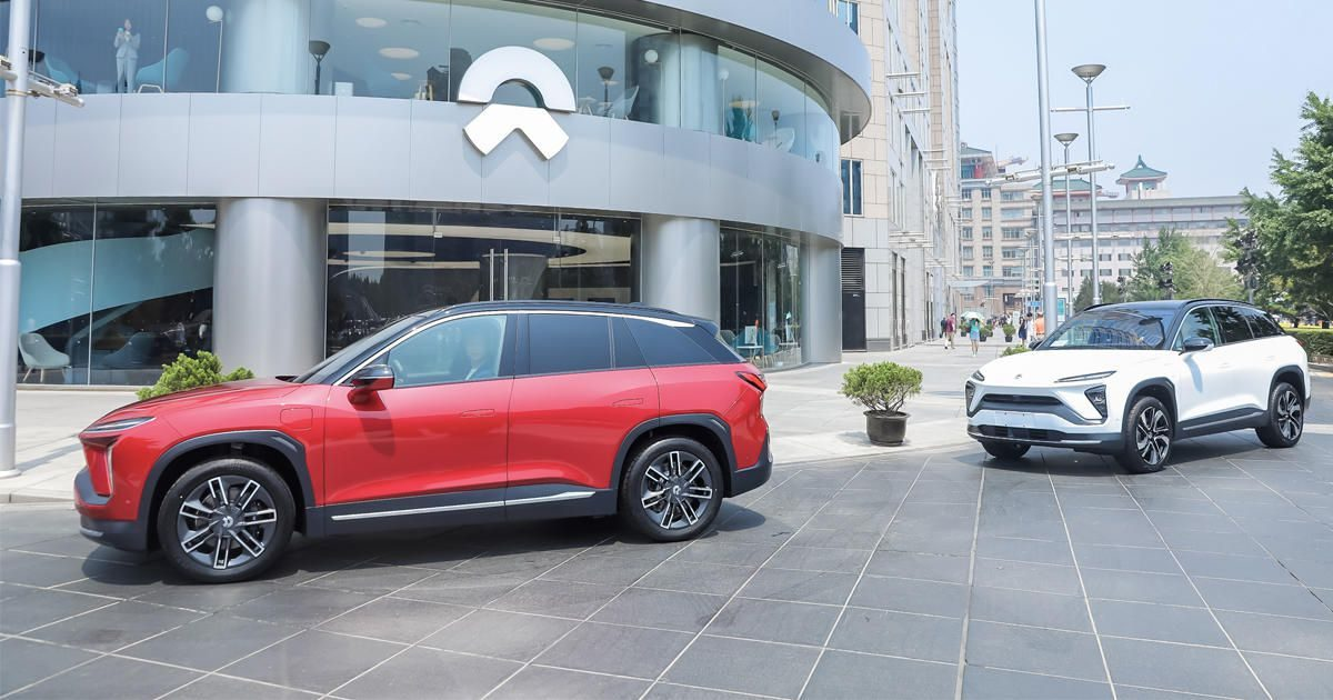Electric carmaker Nio to lay off 1,200 employees – Roadshow
