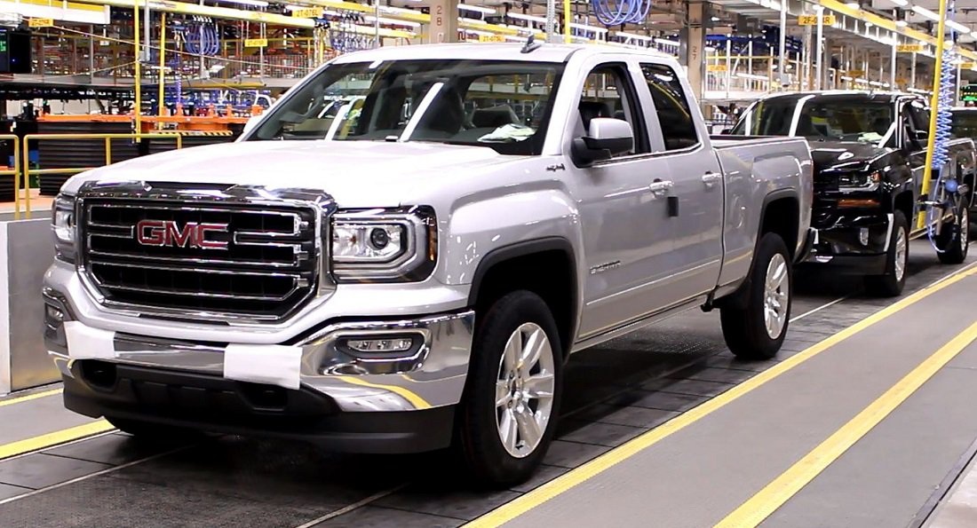 UAW Strike Already Causing Ripple Effects As GM Forced To End Truck Production In Canada