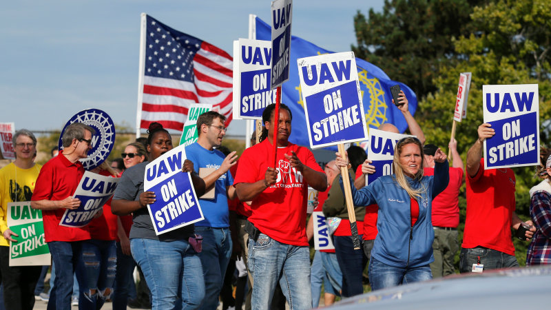 UAW says negotiations with GM took 'a turn for the worse'