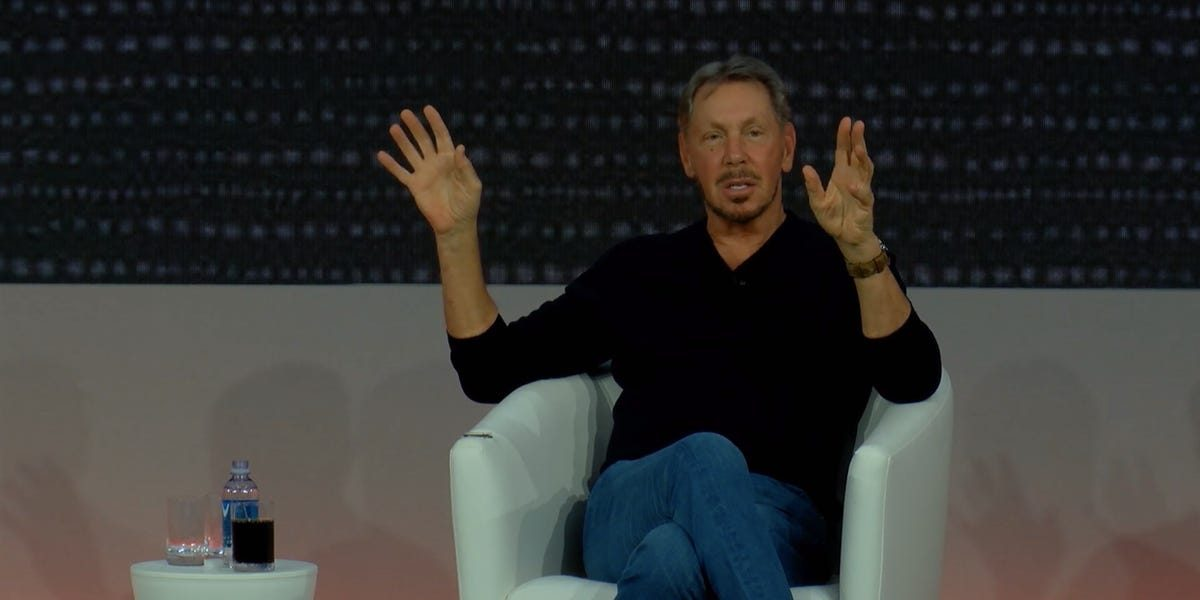 Oracle is hiring 2,000 people for its cloud business after laying off untold thousands earlier this year, and an insider explains why it's a smart strategy (ORCL)