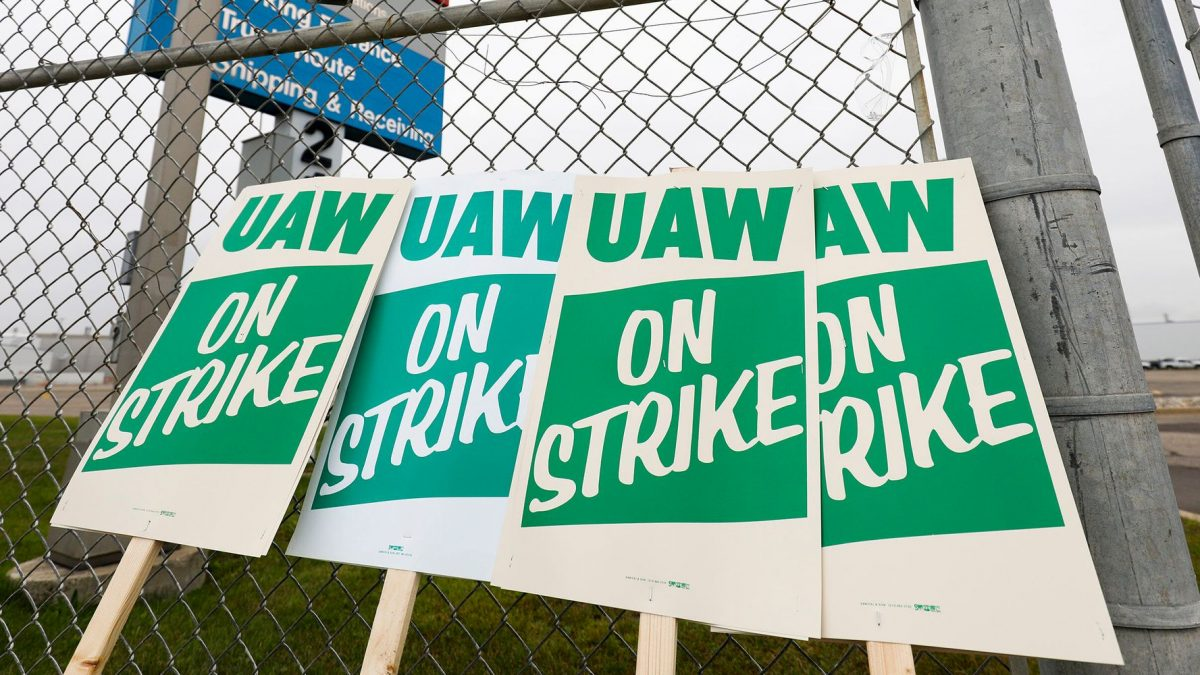 GM And UAW Reach Tentative Deal To End Massive Strike