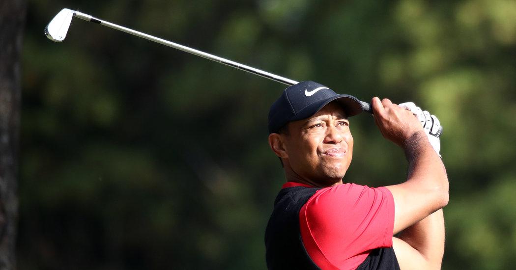 Tiger Woods Ties Sam Snead's Career Wins Record in Japan