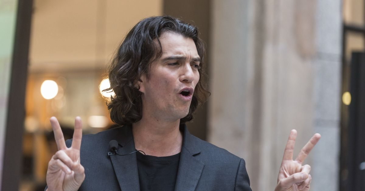 Here's what WeWork is giving laid-off employees who aren't named Adam Neumann