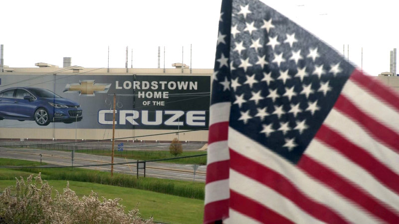 GM sells Lordstown plant to company that will build Workhorse EV trucks