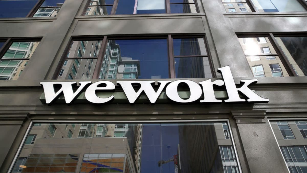 2,400 WeWork Employees Didn't Deserve This
