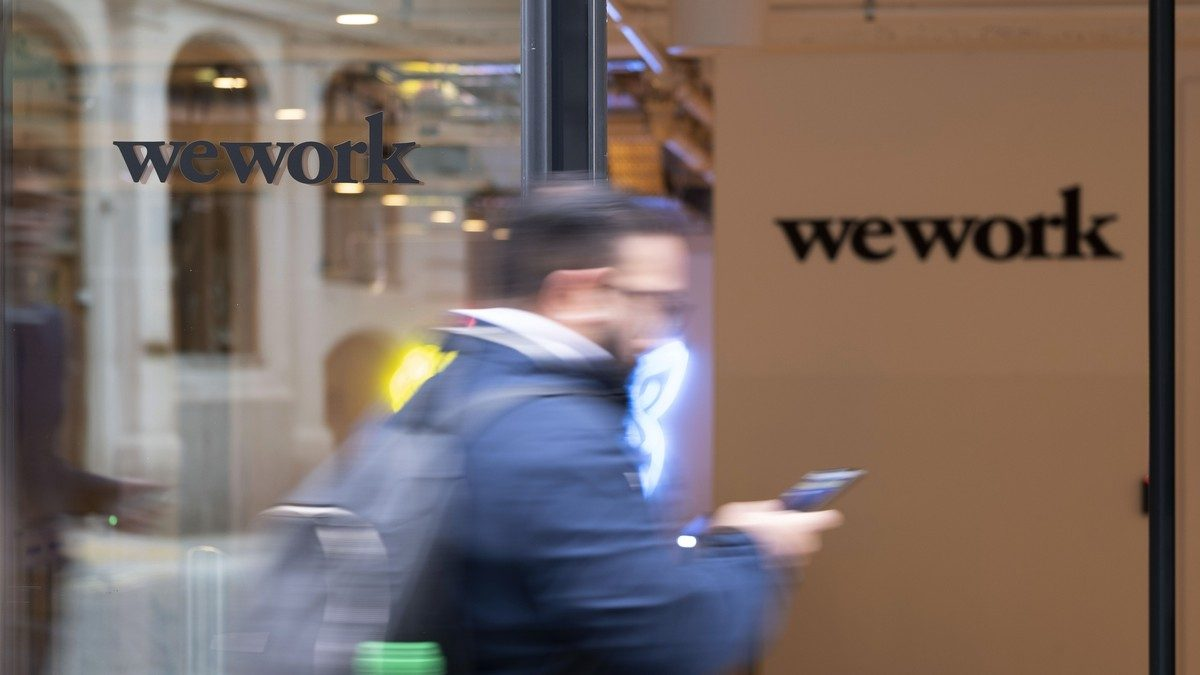 WeWork Lays Off 20 Percent of Its Workforce