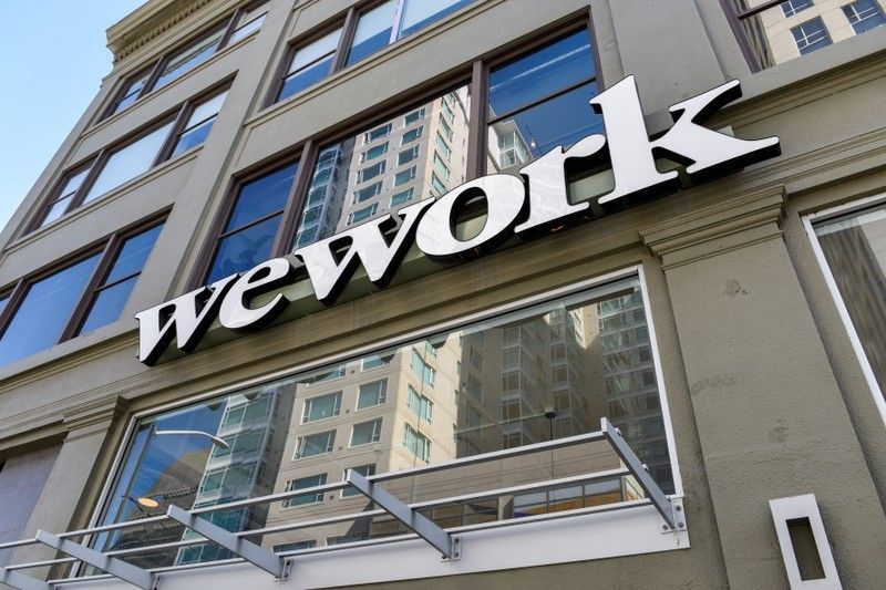 WeWork says to layoff 2,400 employees globally