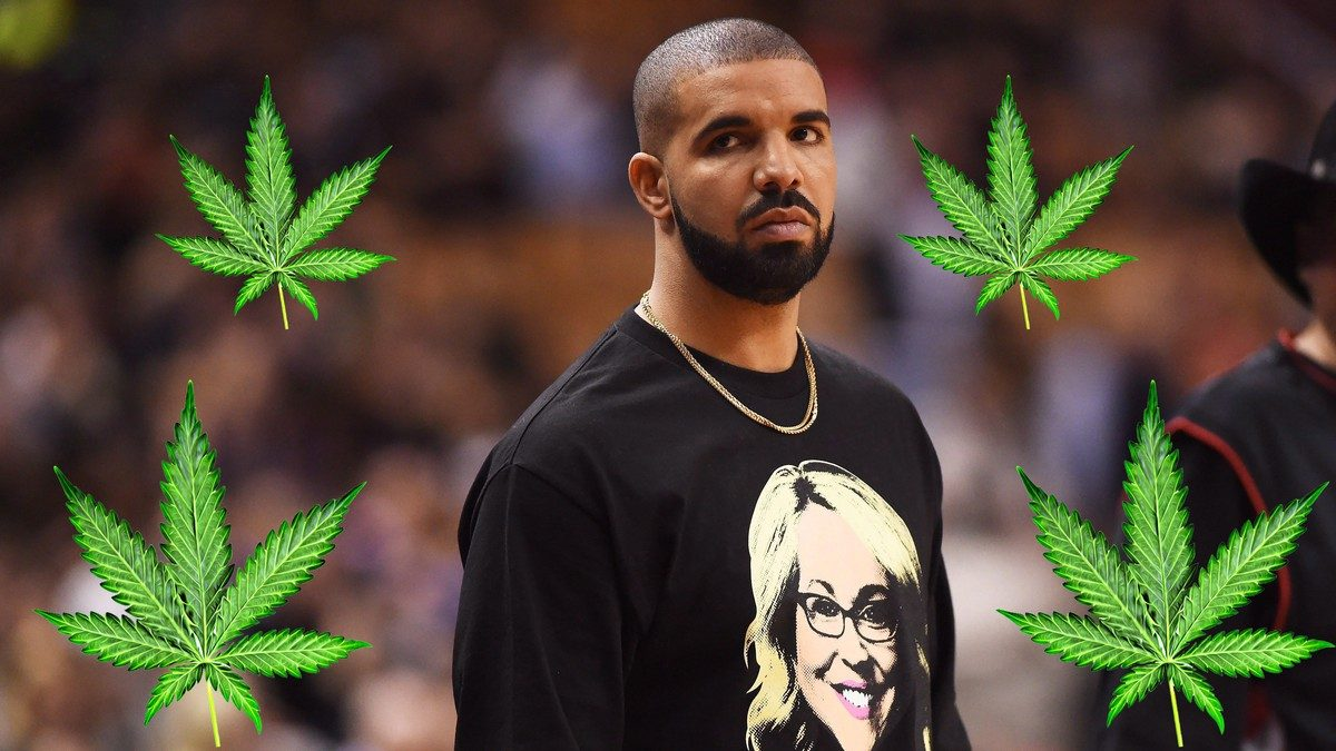Drake, if You're Reading This, It's Too Late to Start a Weed Company