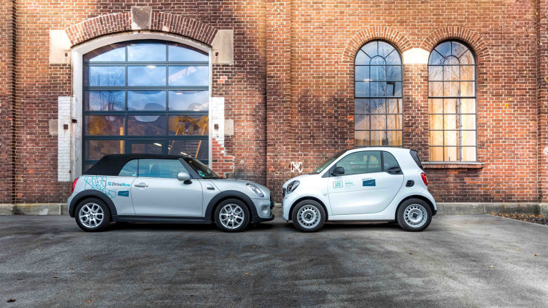 Car-sharing once known as Car2Go is exiting North America, will live on overseas