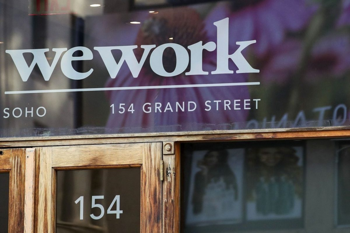 WeWork opens record number of buildings in December – Fox Business