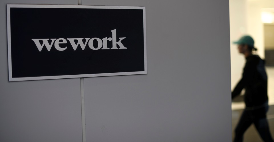 Amid Layoffs, WeWork's Other Workers Are Making a Stand