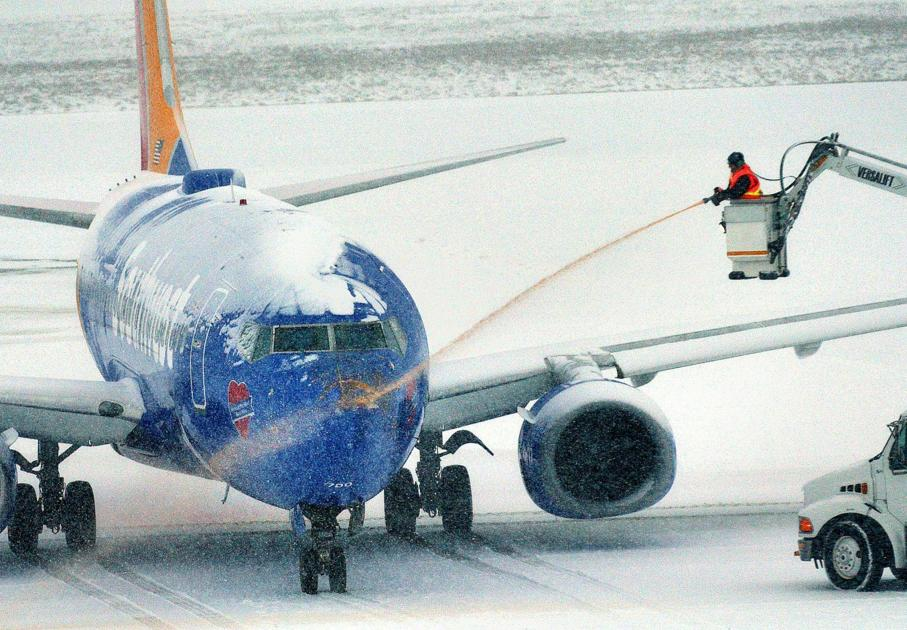 Boeing 737 MAX production halt could impact NH business – The Union Leader