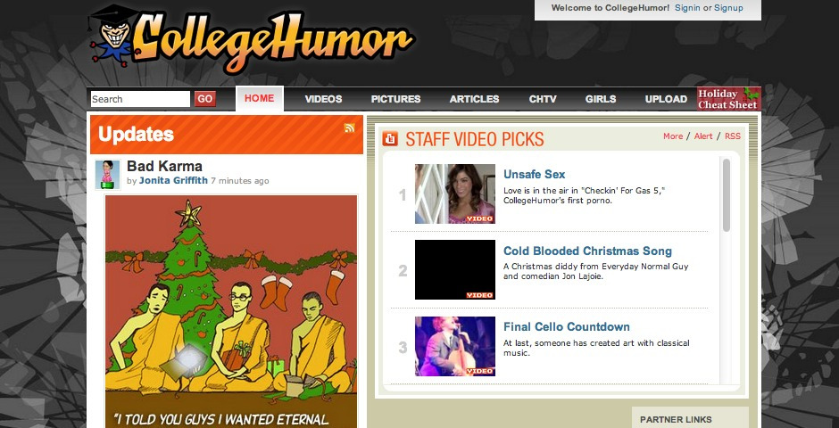 CollegeHumor Sale By Barry Diller's IAC Results In 100-Plus Layoffs