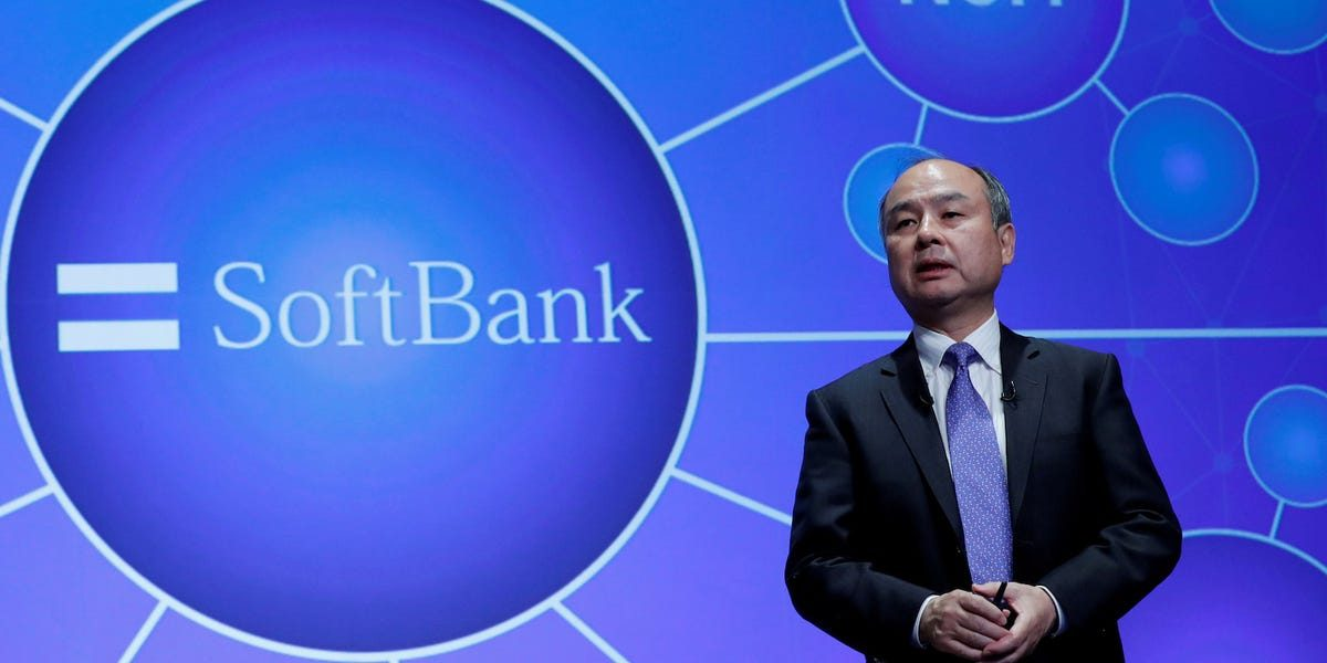 SoftBank-backed companies laid off 2,600 people this week and more than 7,000 in the past year. Here's everything we know.