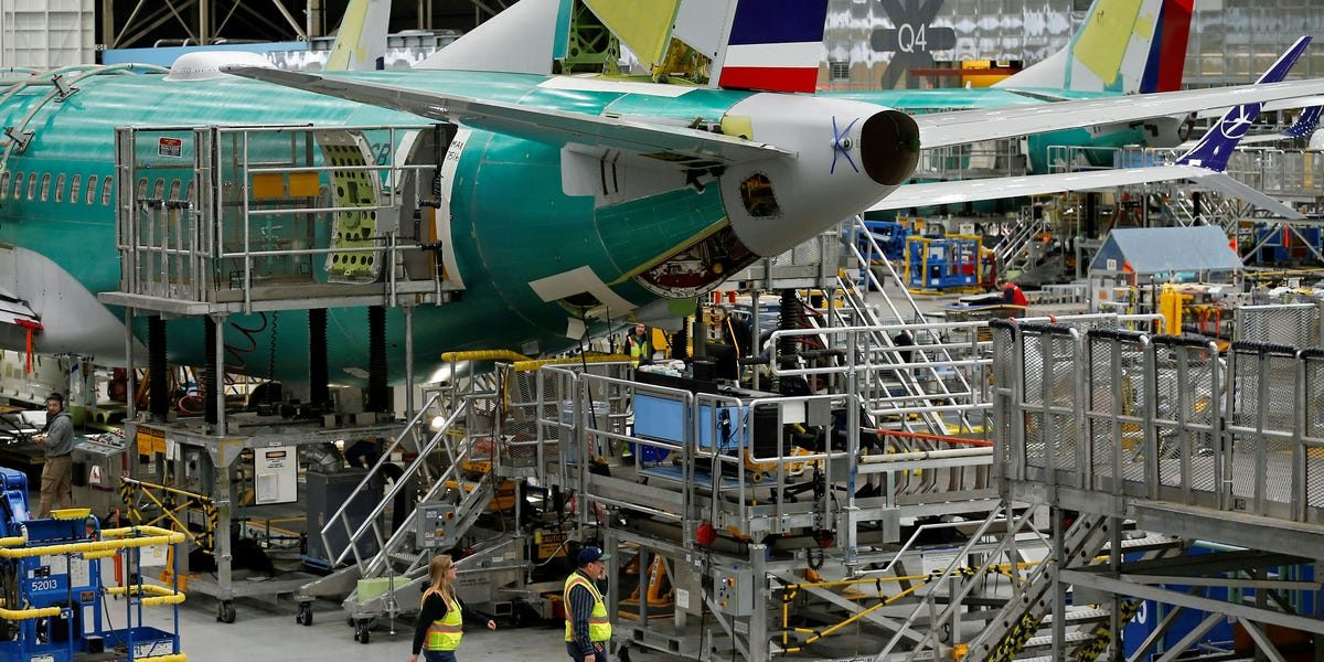 Another Boeing supplier is laying off workers as it scrambles to deal with the 737 Max production halt (GE)