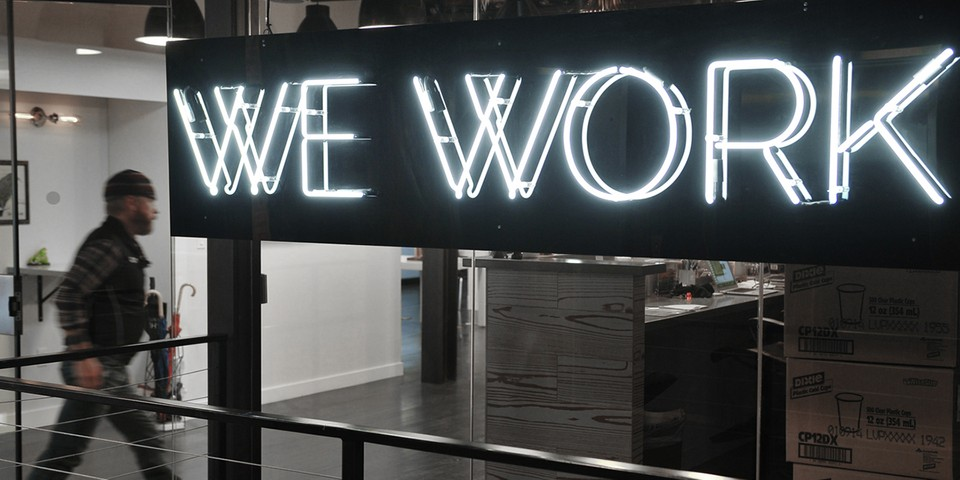 WeWork Appoints Sandeep Mathrani as New CEO