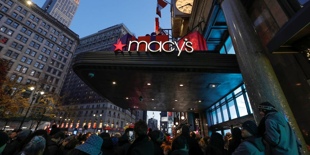 Macy's tech chief sheds light on the hundreds of layoffs announced this week in a letter to employees