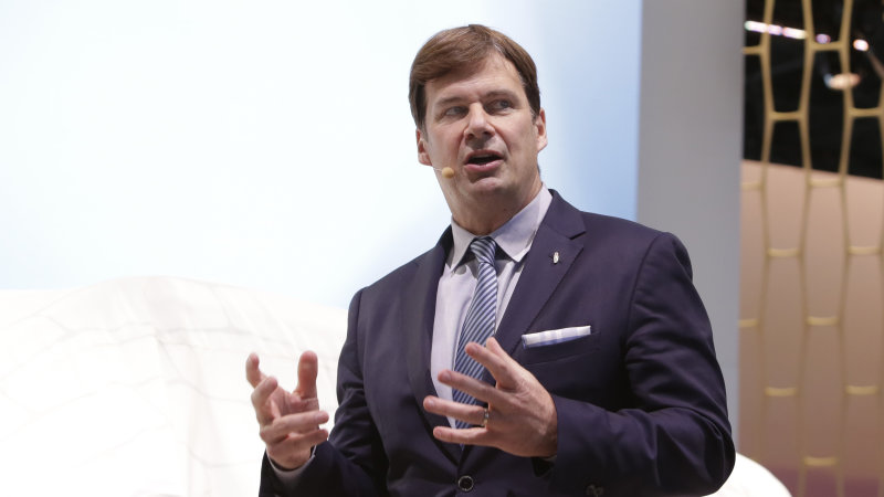 Executive shakeup at Ford in wake of earnings report, Explorer launch
