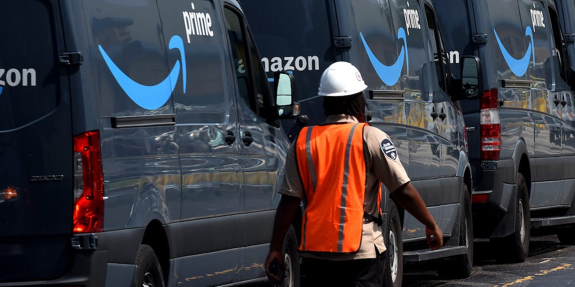 At least 3,200 Amazon delivery drivers will be laid off by the end of April as the company keeps cutting ties with contractors