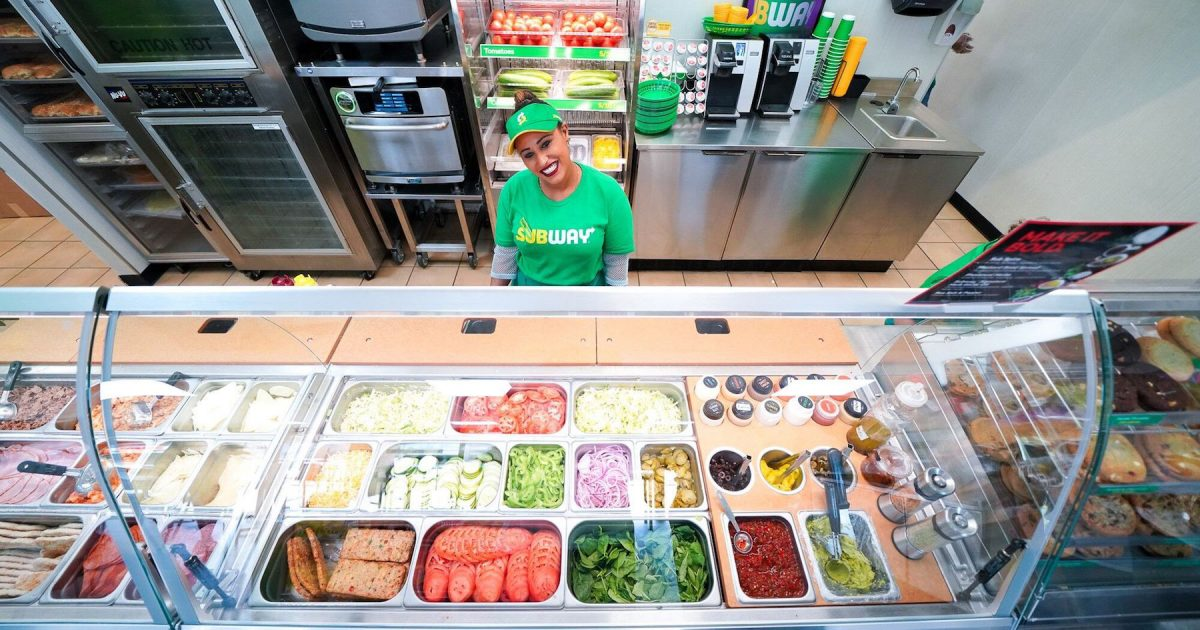 Subway works to rebuild its business – Restaurant Business Online