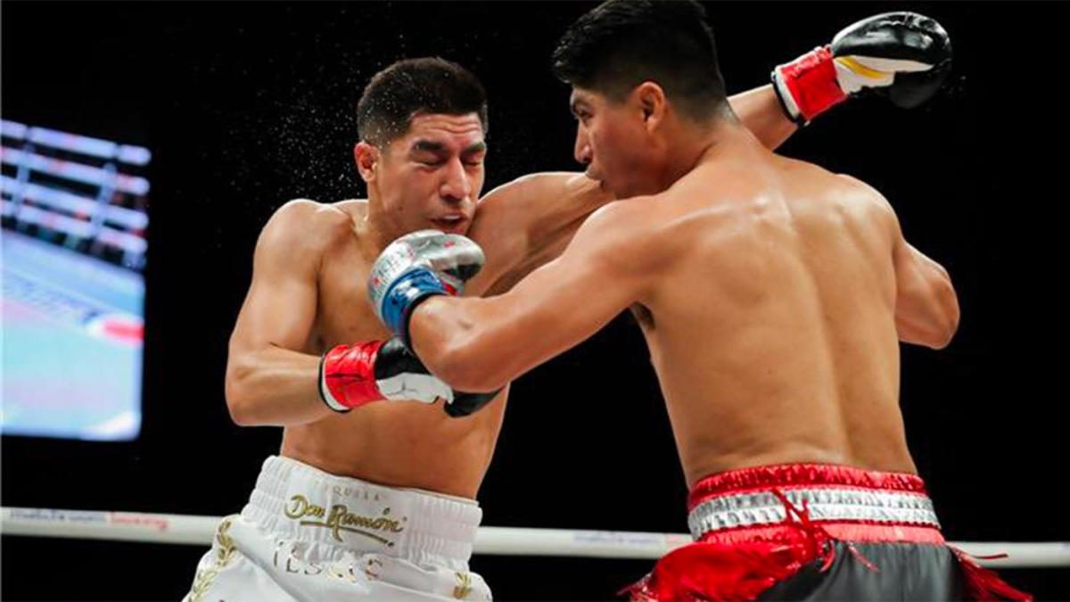 Mikey Garcia vs. Jessie Vargas fight results: Garcia proves power in decision win, wants Manny Pacquiao – CBSSports.com
