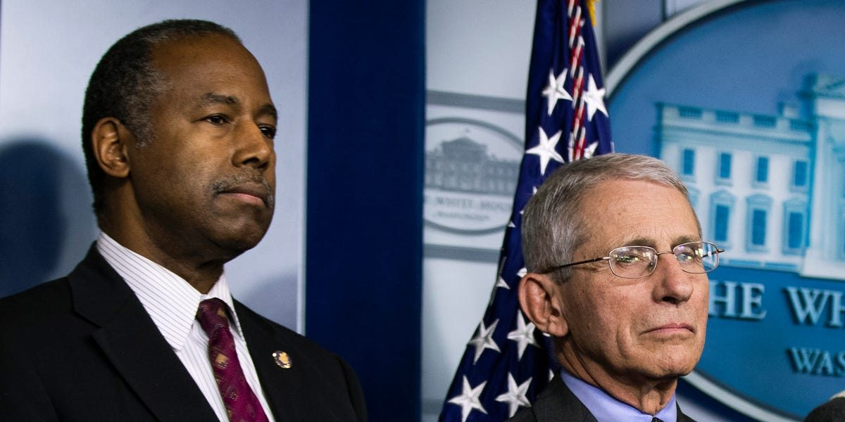 HUD is suspending evictions and foreclosures for people living on its properties amid the coronavirus pandemic