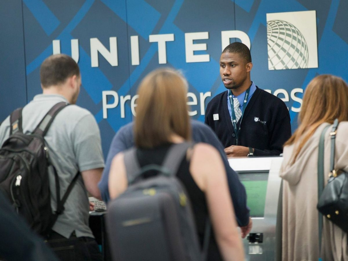 United says it could lay off more than half of its employees if it doesn't get help from the government as the coronavirus ravages the world's airlines