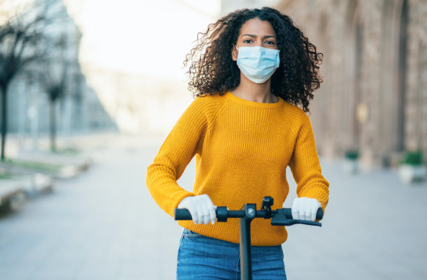 Pandemic puts the brakes on micromobility