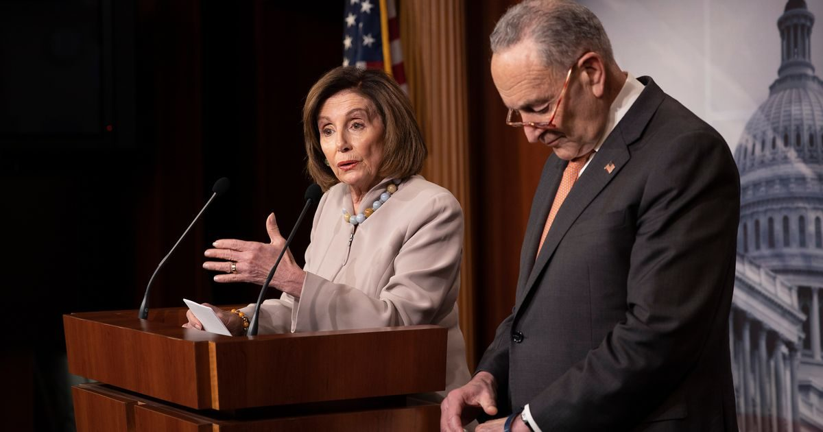 Democrats Counter GOP Push On Small Business Relief