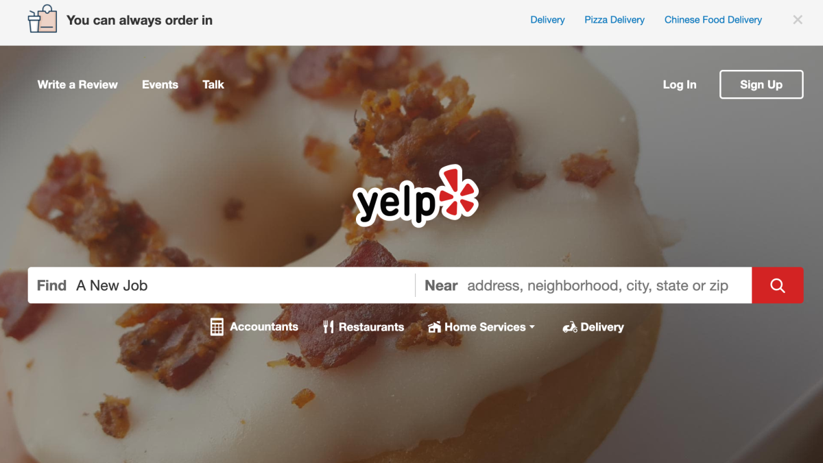 Yelp Will Cut or Furlough of a Third of Its Staff as Coronavirus Crushes Local Businesses