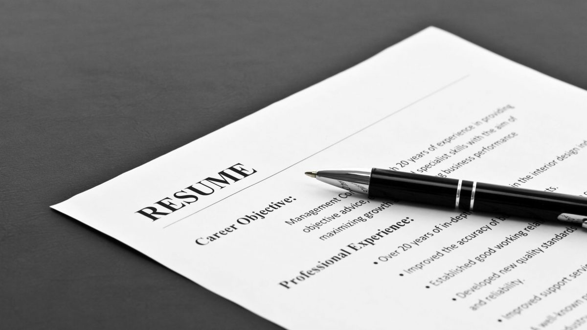 What To Put On Your Resume If You Lost Your Job Due To Coronavirus