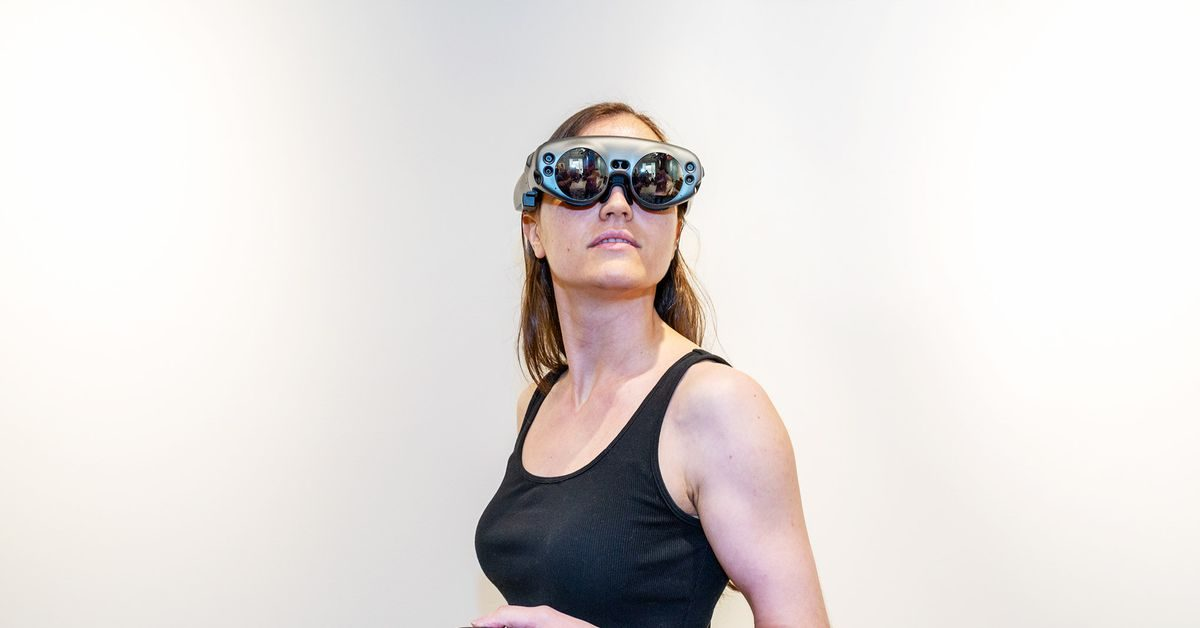 Magic Leap reportedly laying off 1,000 employees and dropping consumer business