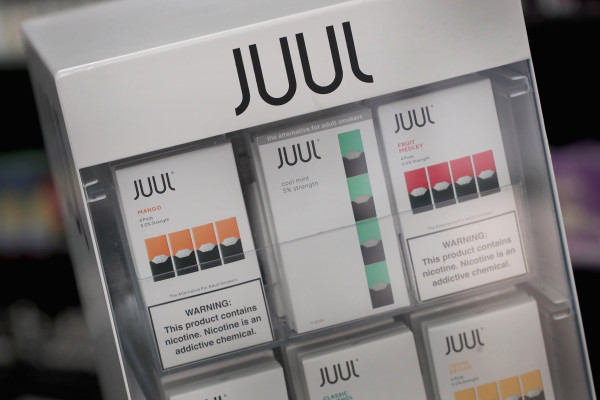 Juul is reportedly laying off 800 to 950 employees