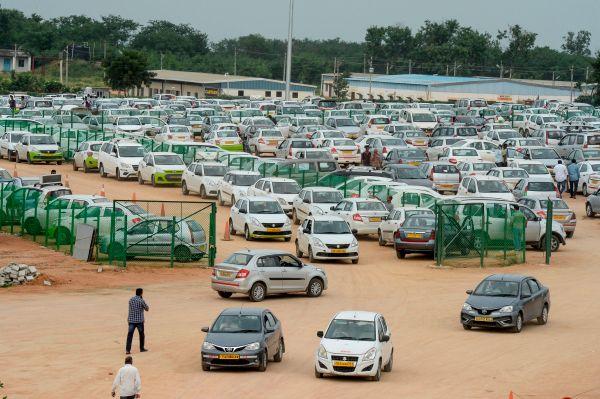 Indian ride-hailing firm Ola cuts 1,400 jobs