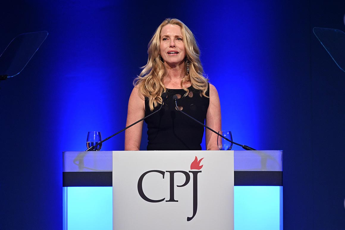 Opinion   Laurene Powell Jobs Wants to Be a Press Savior, Not a Martyr
