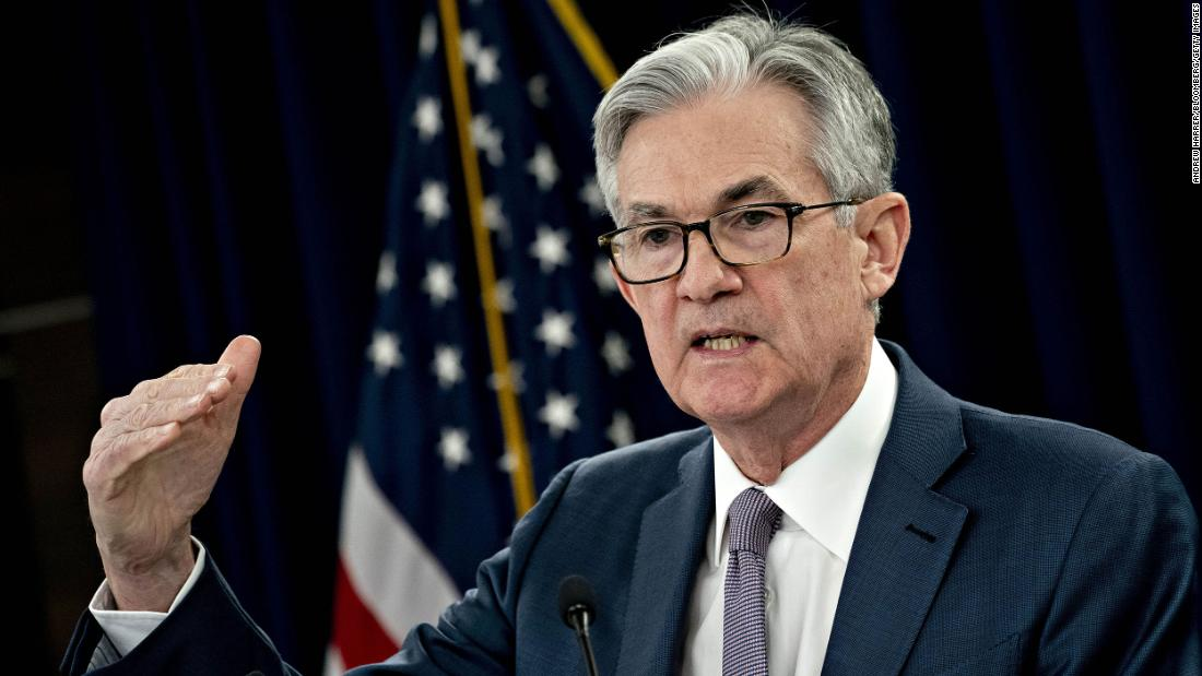 Don't bet against America, says Fed chief on '60 Minutes'