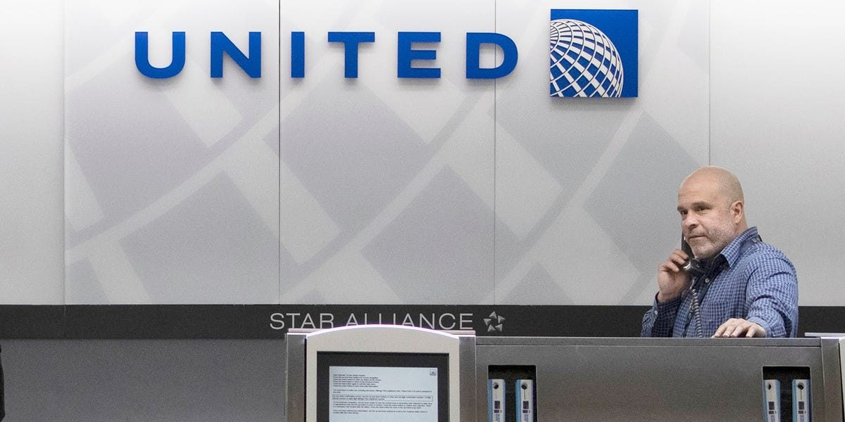Fear and anger are growing inside United Airlines, where workers are slamming the company over pay cuts after it took billions of dollars in government bailout money (UAL)
