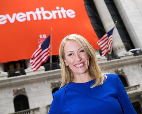 Join Eventbrite CEO Julia Hartz for a live Q&A: June 11 at 3 pm EST/Noon PDT/7 pm GMT