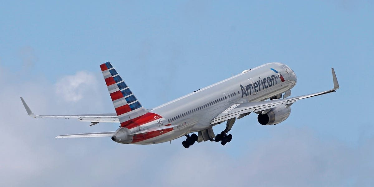 Leaked memo reveals American Airlines is offering up to a decade of free flights and frequent-flyer miles to some employees who voluntarily quit ahead of layoffs (AAL)
