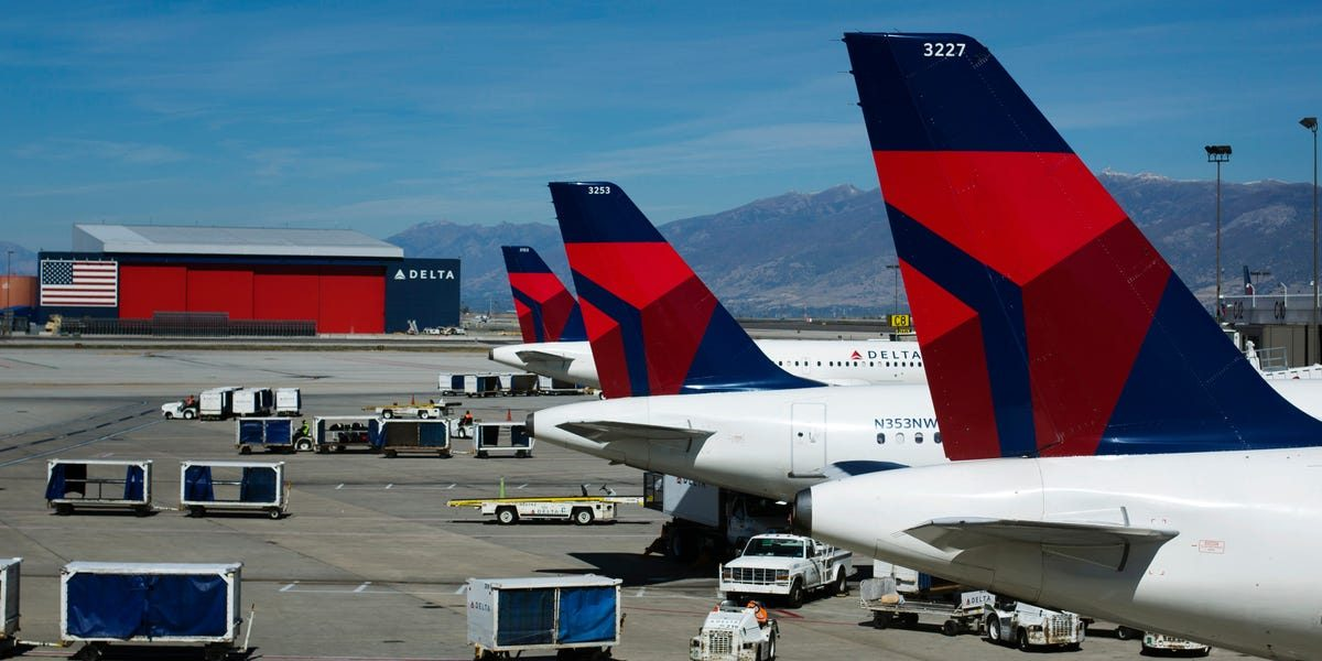 Delta expects to see an 80% decline in travelers over the 4th of July weekend, and it shows how abysmal things are right now in the airline industry (DAL)