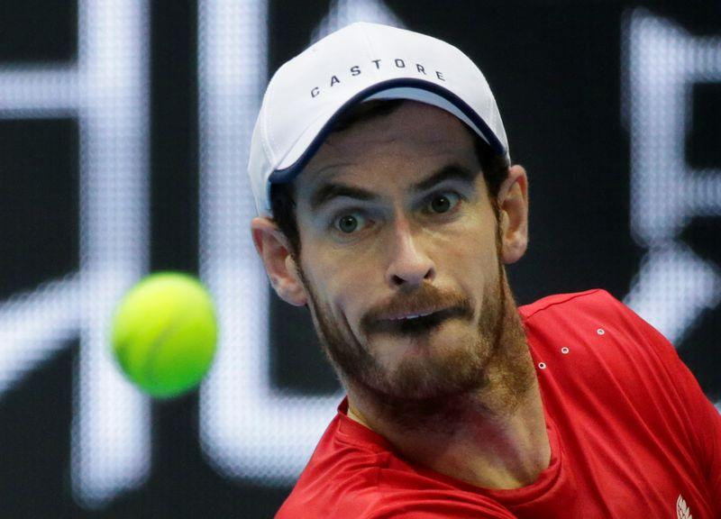 'Apprehensive' Murray mentally switched on for U.S. Open – Reuters