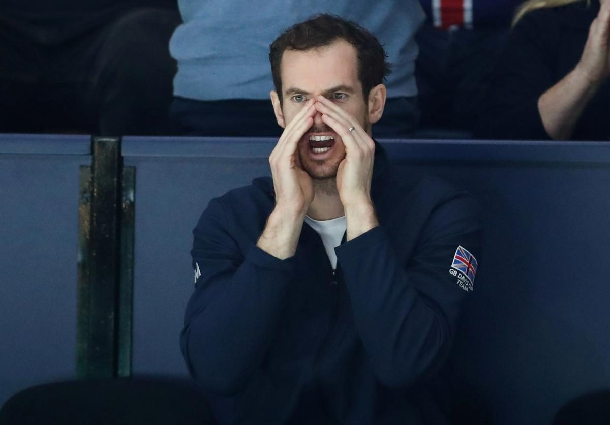 'Apprehensive' Murray mentally switched on for U.S. Open – Reuters India